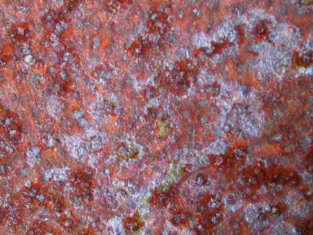 Red rocky texture - Free Stock Photo