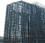 Free Photo - Reinforcing bars structure