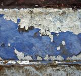 Free Photo - Blue painted surface