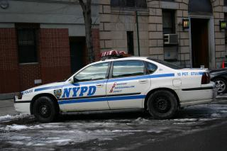 NYPD patrol vehicle Free Photo