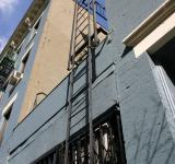 Free Photo - Fire escape ladder