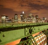Free Photo - New York City by night