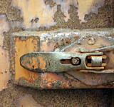 Free Photo - Rusted lock