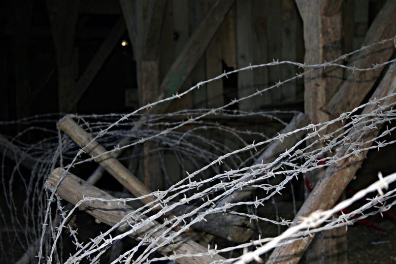 Free Stock Photo of Barbed wire Created by Bjorgvin