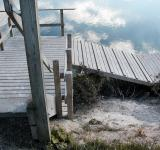 Free Photo - Wooden ramp