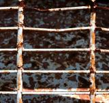 Free Photo - Rusted metal fence