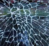 Free Photo - Shattered glass