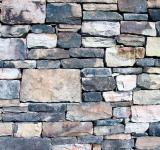 Free Photo - Stacked stone wall