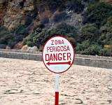 Free Photo - Danger sign