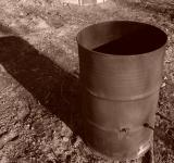 Free Photo - Rusted barrel