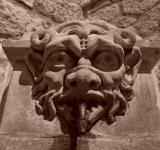 Free Photo - Skulpture of a face