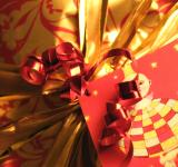 Free Photo - Gift wrap close up