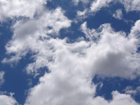 Cloudy sky - Free Stock Photo