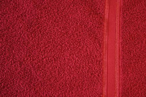 Red fabric - Free Stock Photo