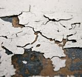 Free Photo - White peeling paint