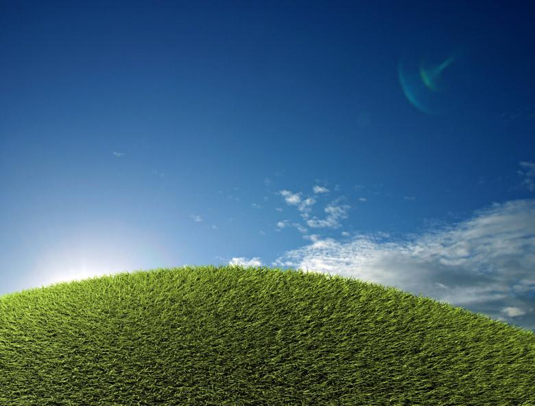 Free Stock Photo of Green field Created by Bjorgvin