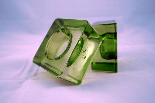 Green glass - Free Stock Photo