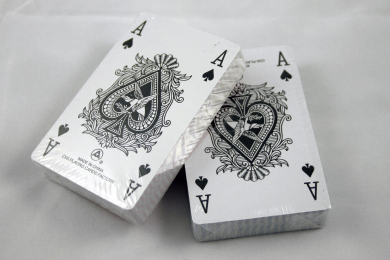 Free Stock Photo of Deck of cards Created by Bjorgvin