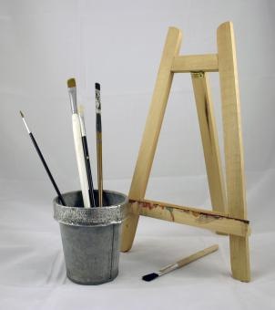 Painting set - Free Stock Photo
