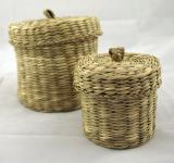 Free Photo - 2 weaved baskets