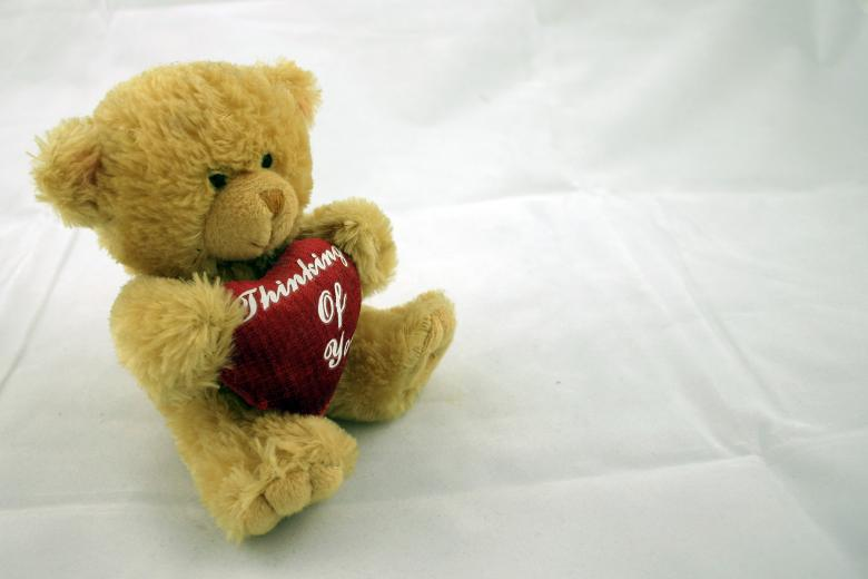 Free Stock Photo of Teddy bear on left Created by Bjorgvin