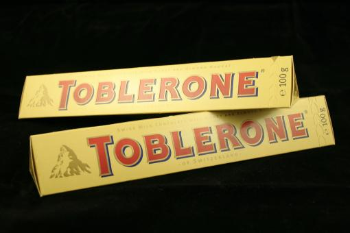 Toblerone chocolate - Free Stock Photo