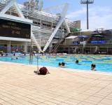 Free Photo - Olympic swimmingpool, Barcelona, Spain
