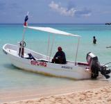 Free Photo - Boat on tropical shores