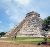 Free Photo - Maya temple, Mexico