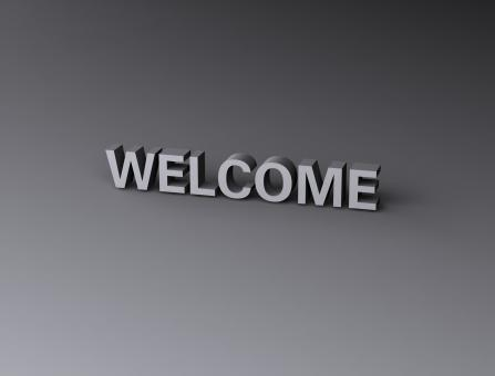 Welcome - Free Stock Photo