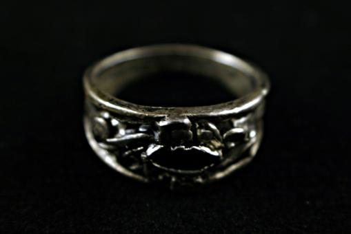 Siver ring - Free Stock Photo