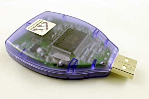 USB memory card adapter - Free Stock Photo