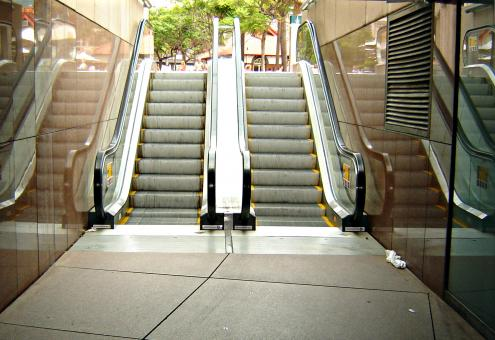 Escalators - Free Stock Photo