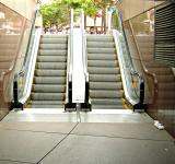 Free Photo - Escalators