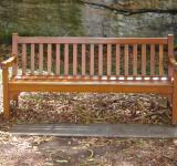 Free Photo - Wooden bench