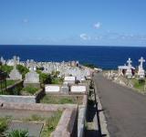 Free Photo - Cemetery by the sea
