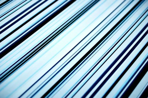 Blue stripes - Free Stock Photo