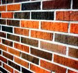 Free Photo - Orange brick wall