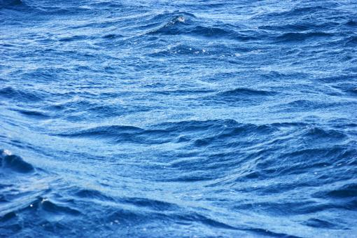 Blue water - Free Stock Photo