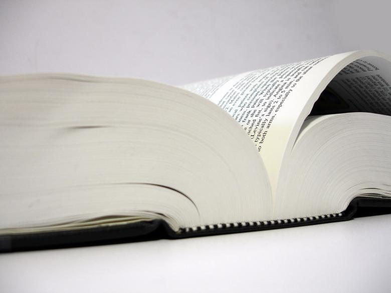 Free Stock Photo of Open book Created by Osama Hasan Khan