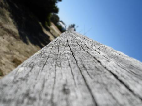 Wooden rail - Free Stock Photo