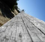 Free Photo - Wooden rail