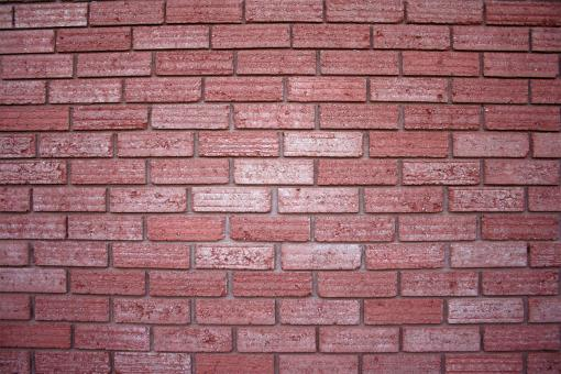 Red brick wall texture - Free Stock Photo