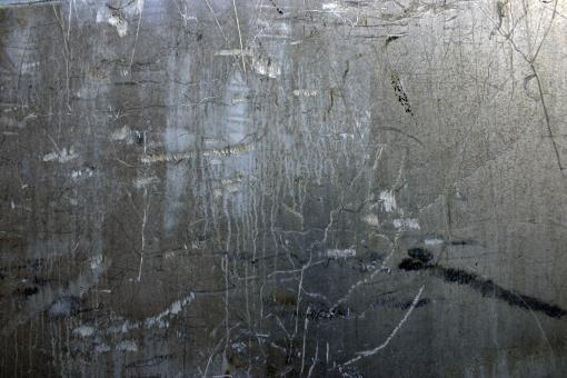 Cracked and painted wall - Free Stock Photo