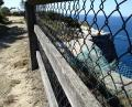 Free Photo - Fence by the cliffs