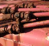 Free Photo - Rusted pipes
