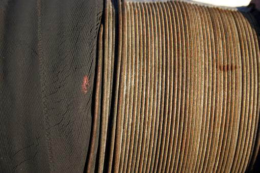 Steel wires - Free Stock Photo