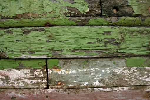 Painted wood texture - Free Stock Photo