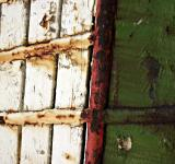Free Photo - Old painted wood