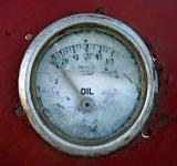 Free Photo - Broken oil meter